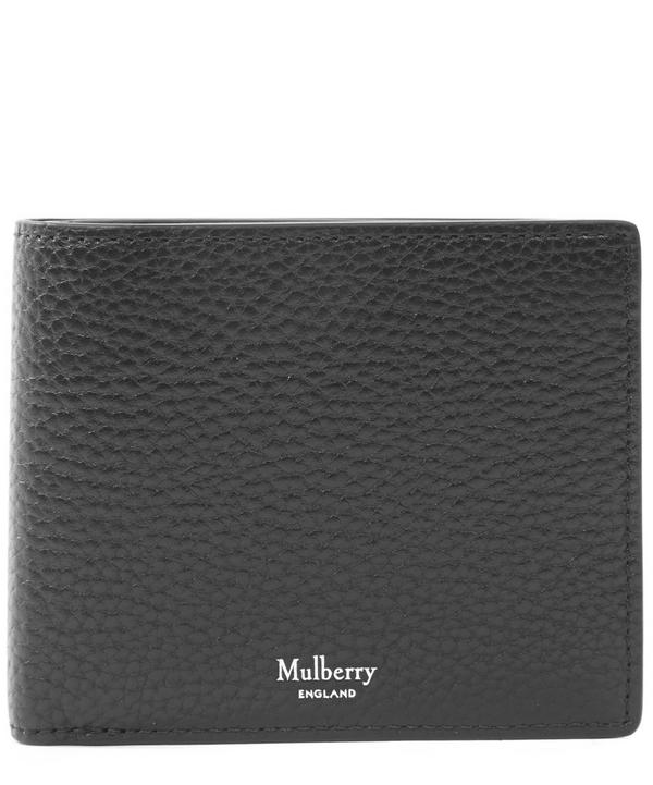 Grain Leather Bifold Wallet