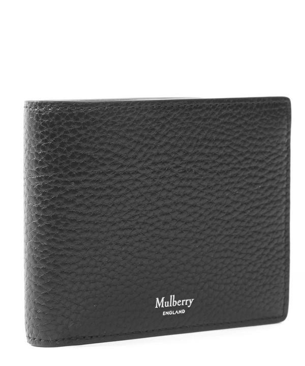 Grain Leather Bifold Wallet
