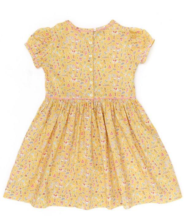 Liberty Print Little Treasures 30s Dress