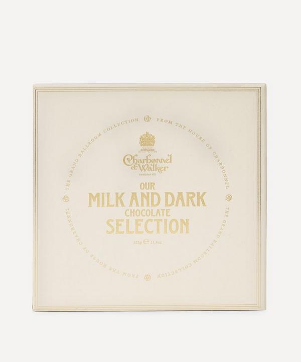Milk and Dark Chocolate Selection