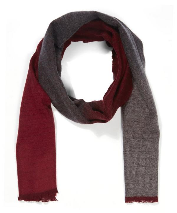 Reversible Ombre Scarf