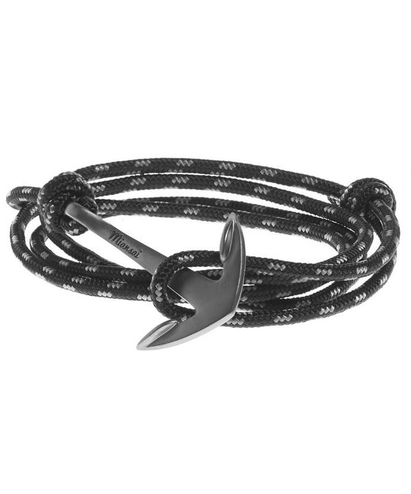 Anchor on Rope Bracelet