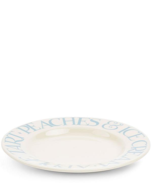 Toast 8.5 Inch Plate