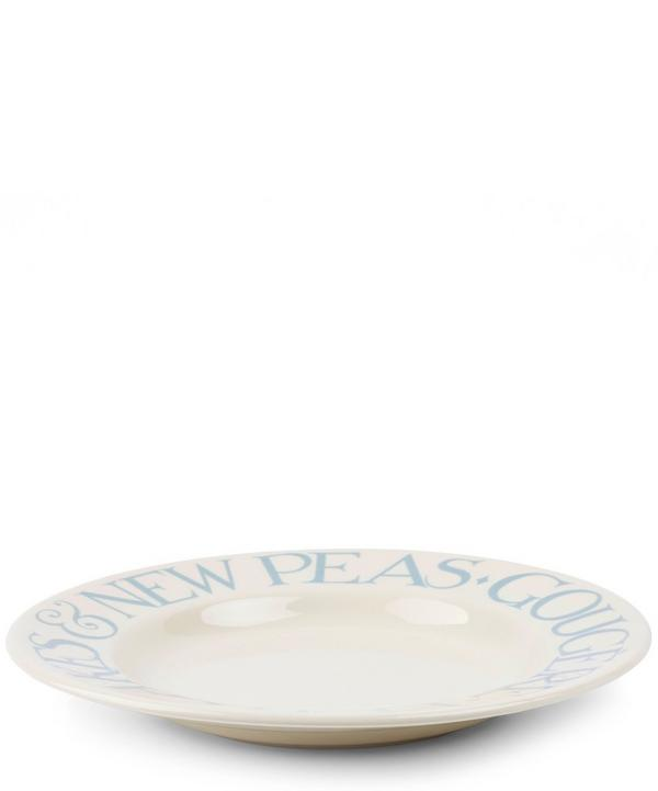 Toast 10.5 Inch Plate