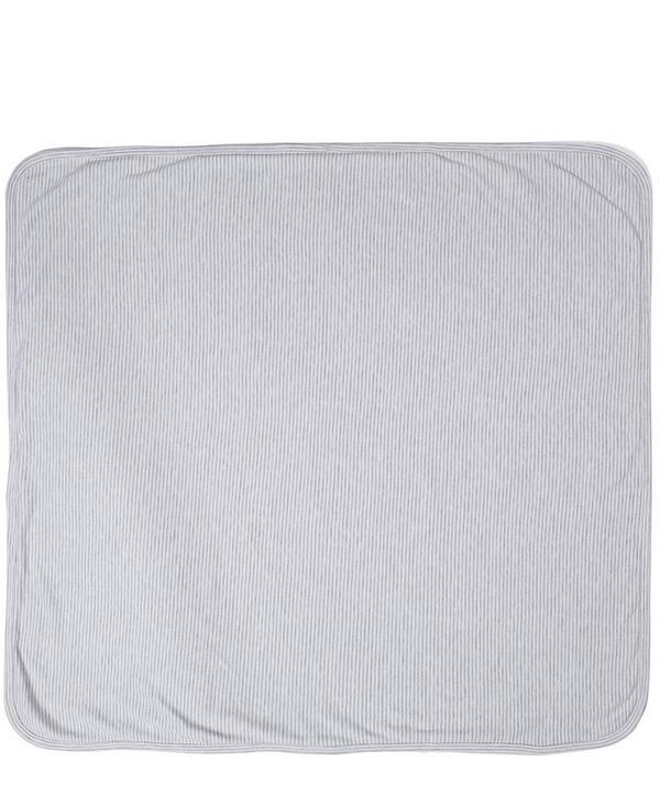 Essentials Striped Blanket