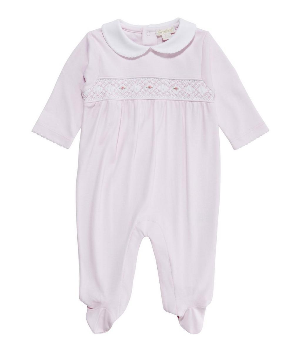 Distinct Embroidered Babygrow
