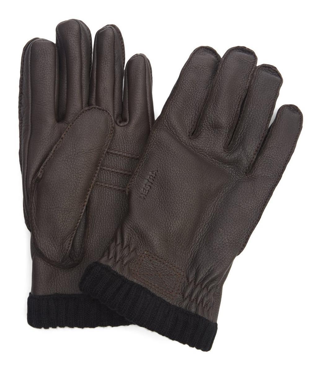 Primaloft Deerskin Gloves 8-10