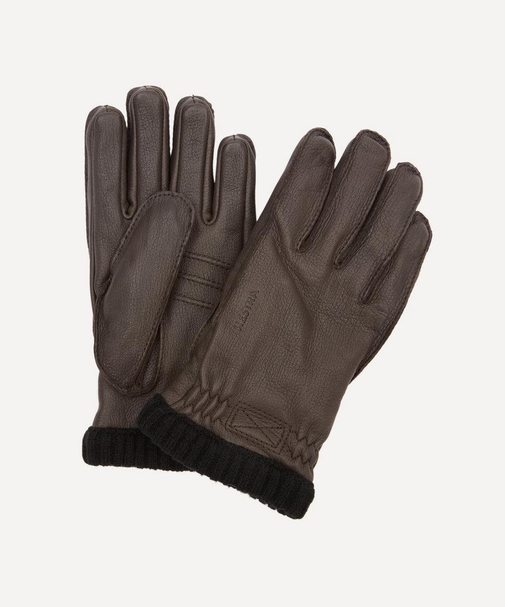 Primaloft Deerskin Gloves