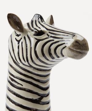 Large Zebra Vase