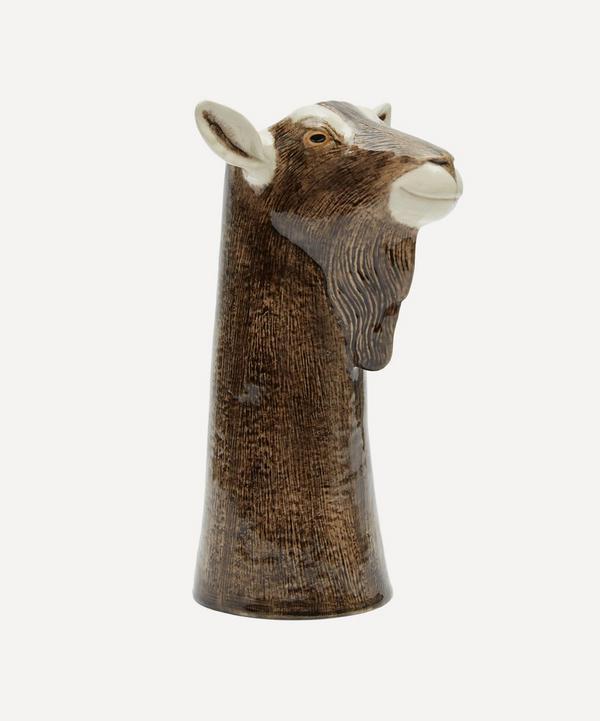 Large Goat Vase