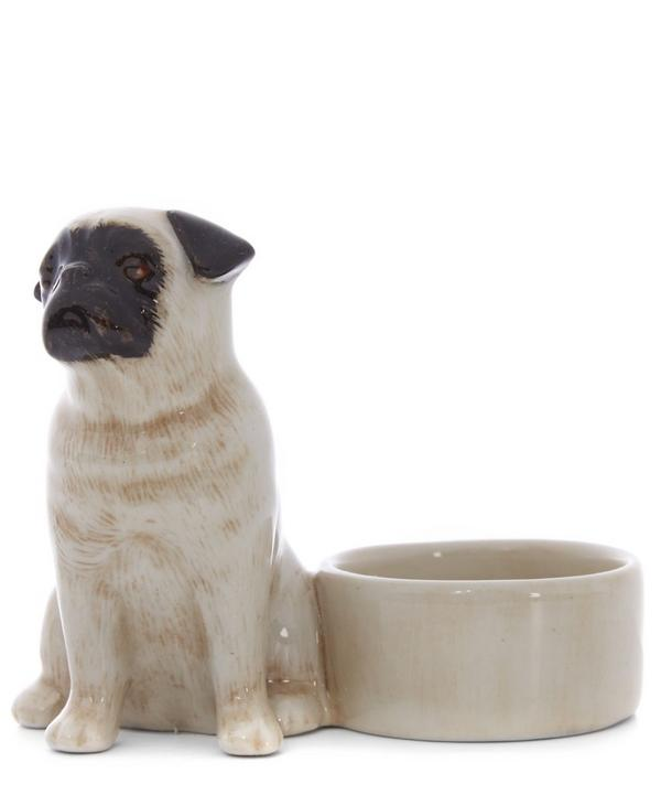 Fawn Pug Tealight Holder