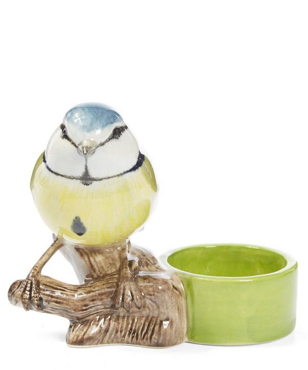 Blue Tit Tealight Holder