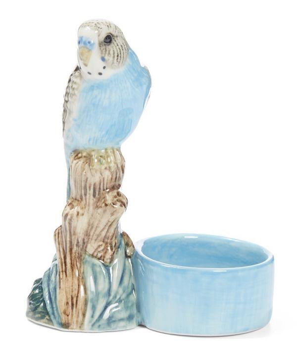 Budgie Tealight Holder