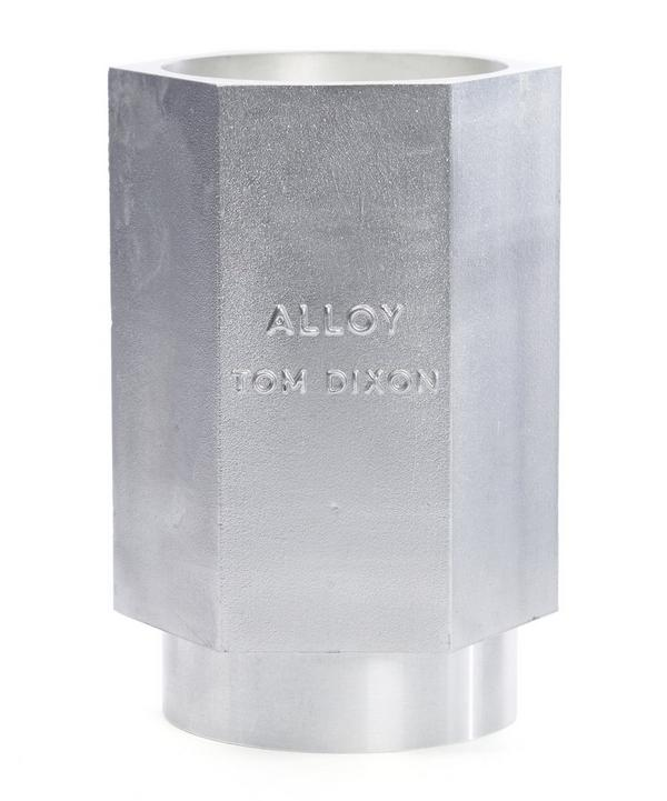 Large Alloy Candle