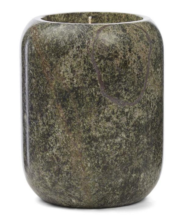 Large Stone Candle