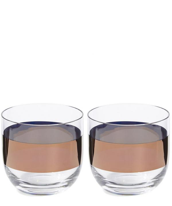 Tank Whiskey Glasses