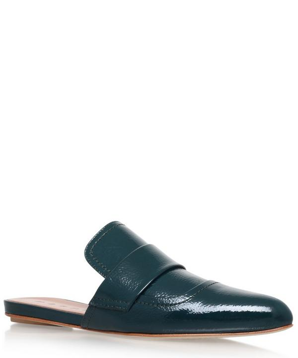 Adonis Flat Pointed Mules