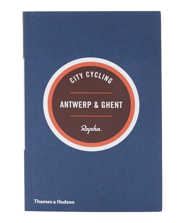 Antwerp City Cycling Guide