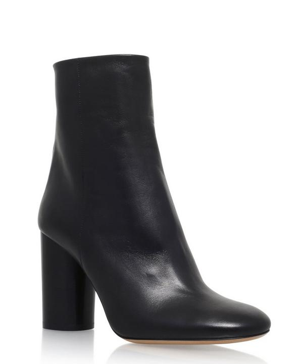 Garett Leather Ankle Boots