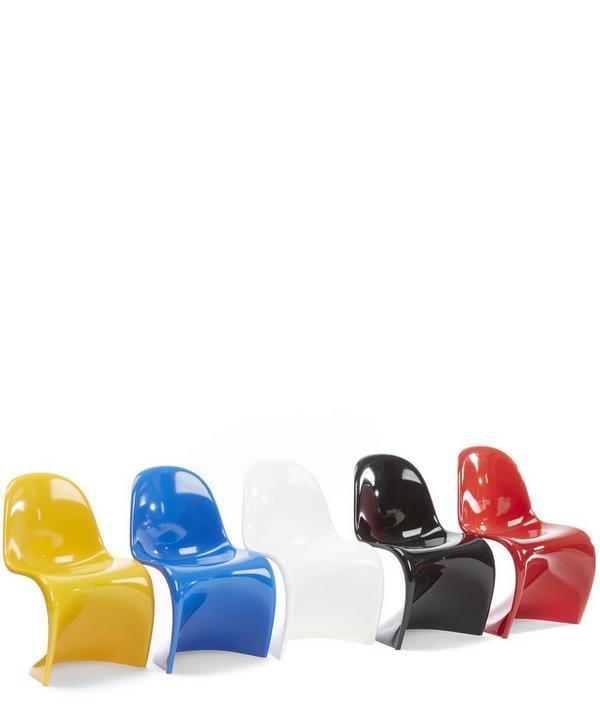 Set of Five Pantone Chairs Miniature Replicas