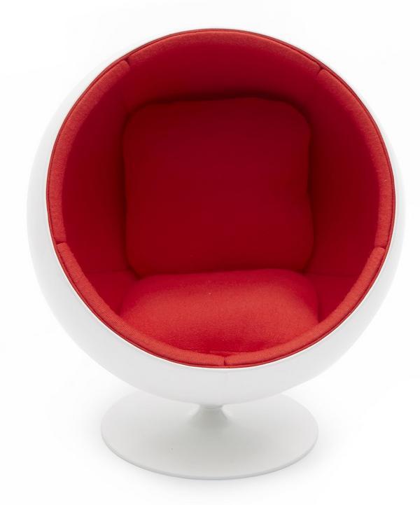 Ball Chair Miniature Replica