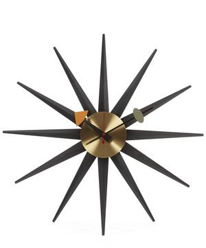 George Nelson Sunburst Clock