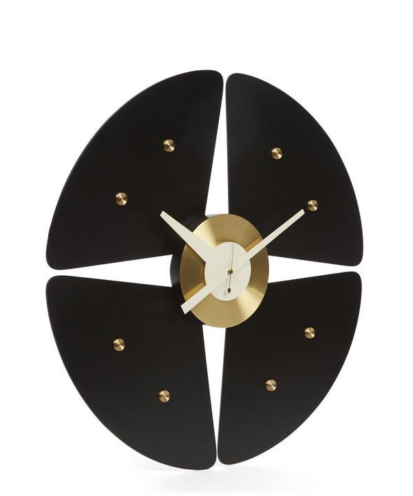 George Nelson Petal Clock