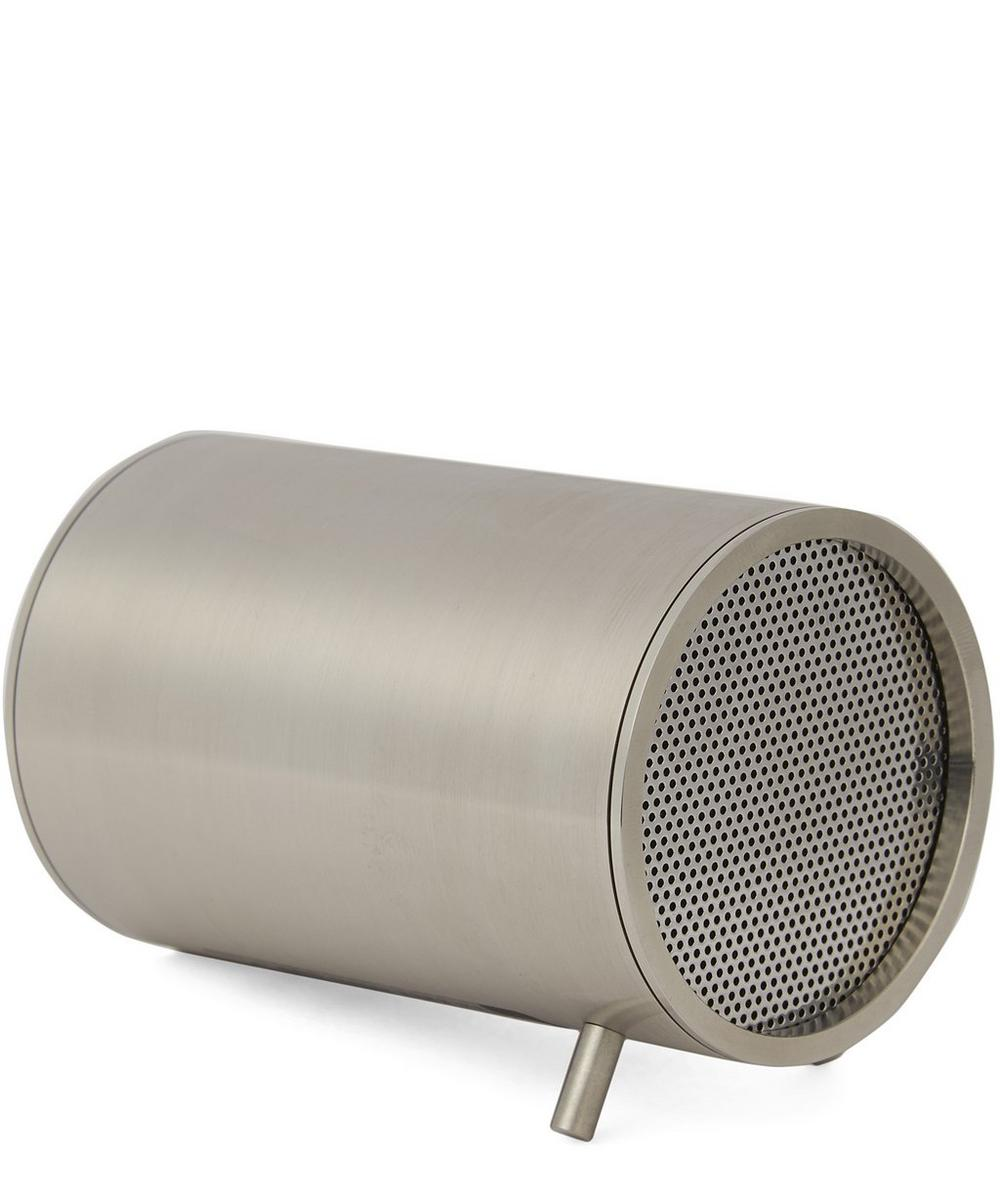 Steel Tube Audio Speaker