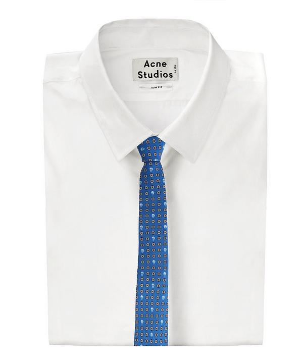 Printed Fullard Tie