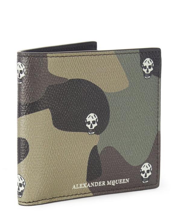 Camouflage Billfold Wallet