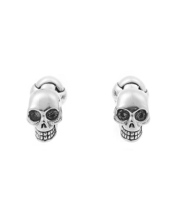 Skull Ball Cufflinks