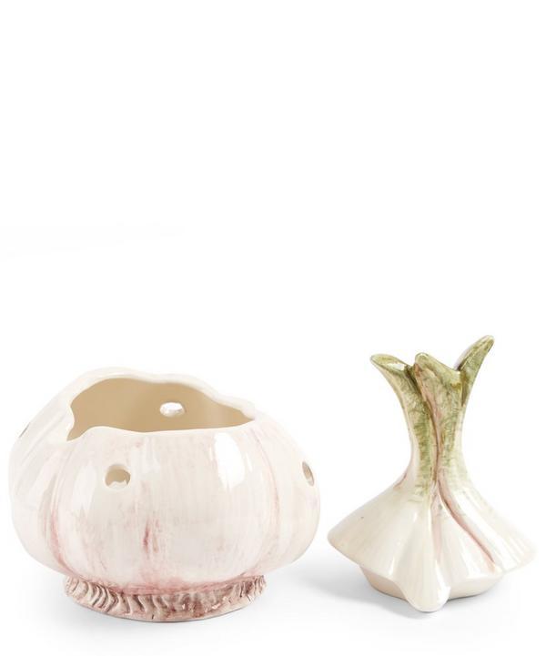 Ceramic Garlic Cellar