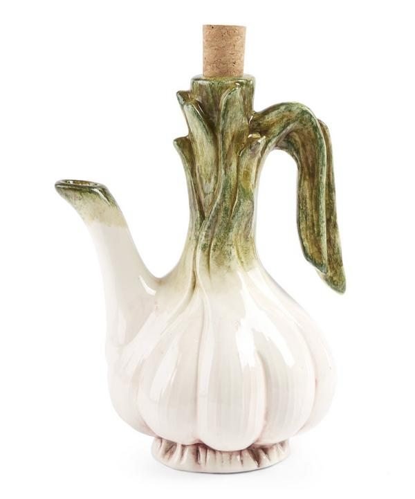 Ceramic Garlic Cruet