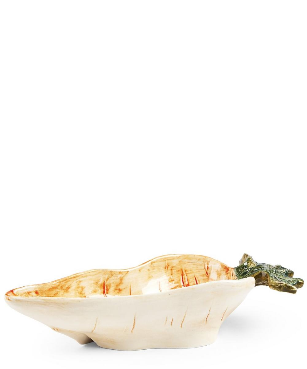 Ceramic Carrot Bowl