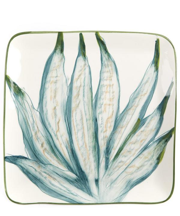 Agave Rectangular Plate