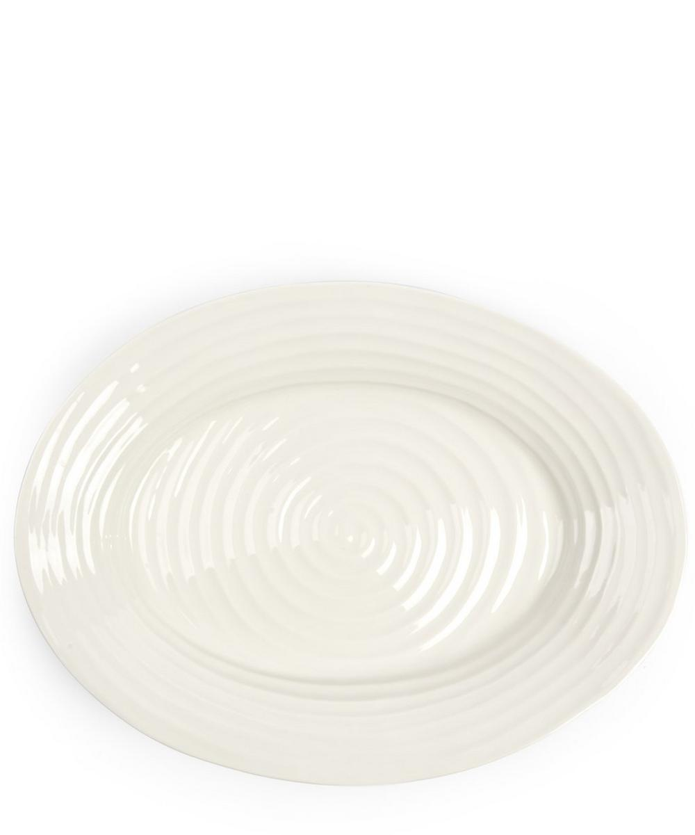 Large Sophie Conran Oval Plate