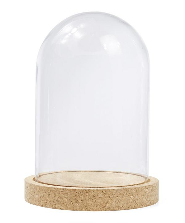 Cork Base Decorative Dome