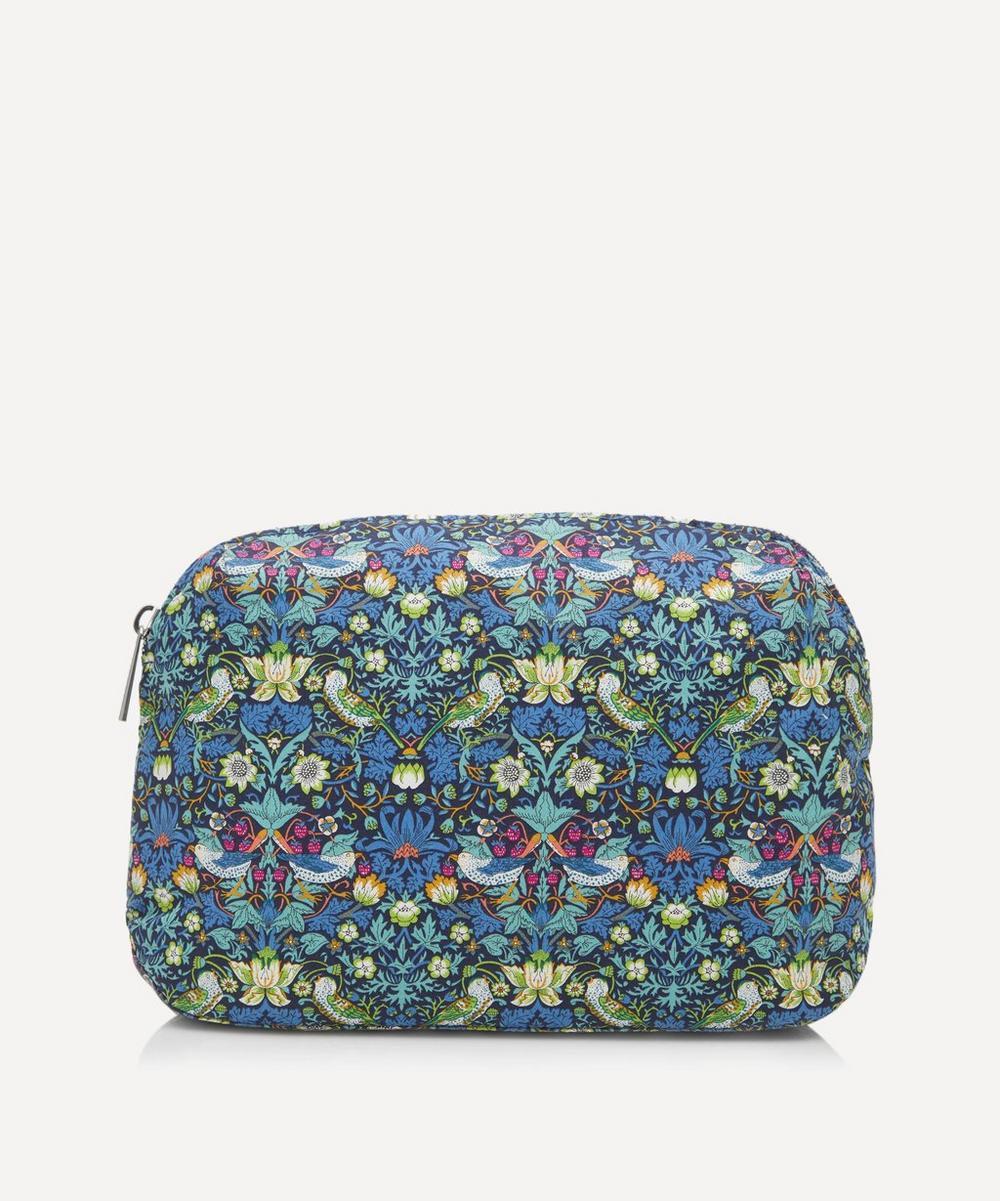 Strawberry Thief Large Wash Bag
