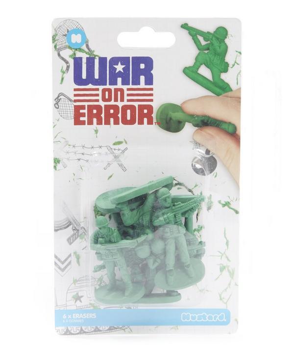 War on Error Erasers