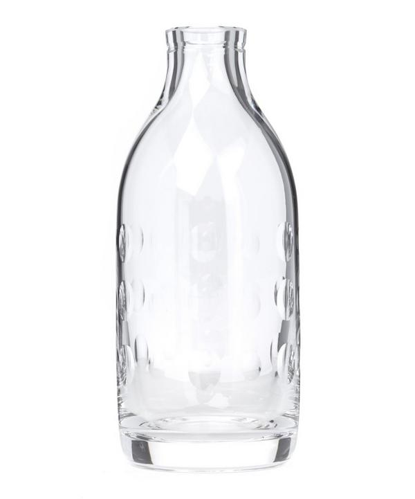 Dot Crystal Milk Bottle