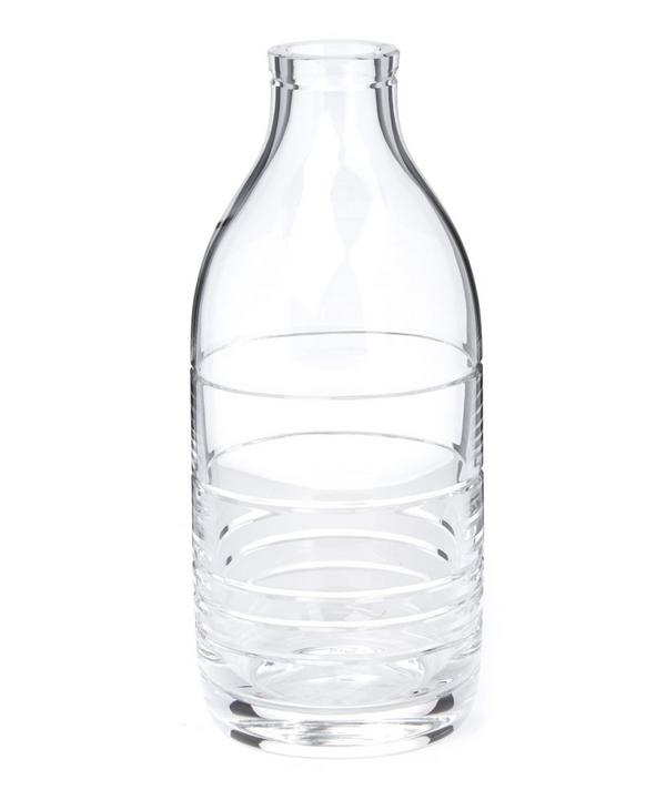 Crystal Ring Milk Bottle