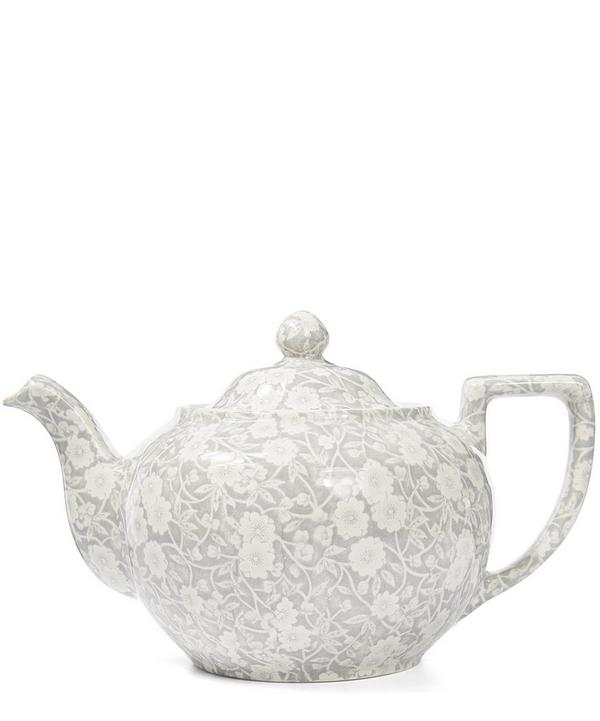 Calico Seven Cup Teapot