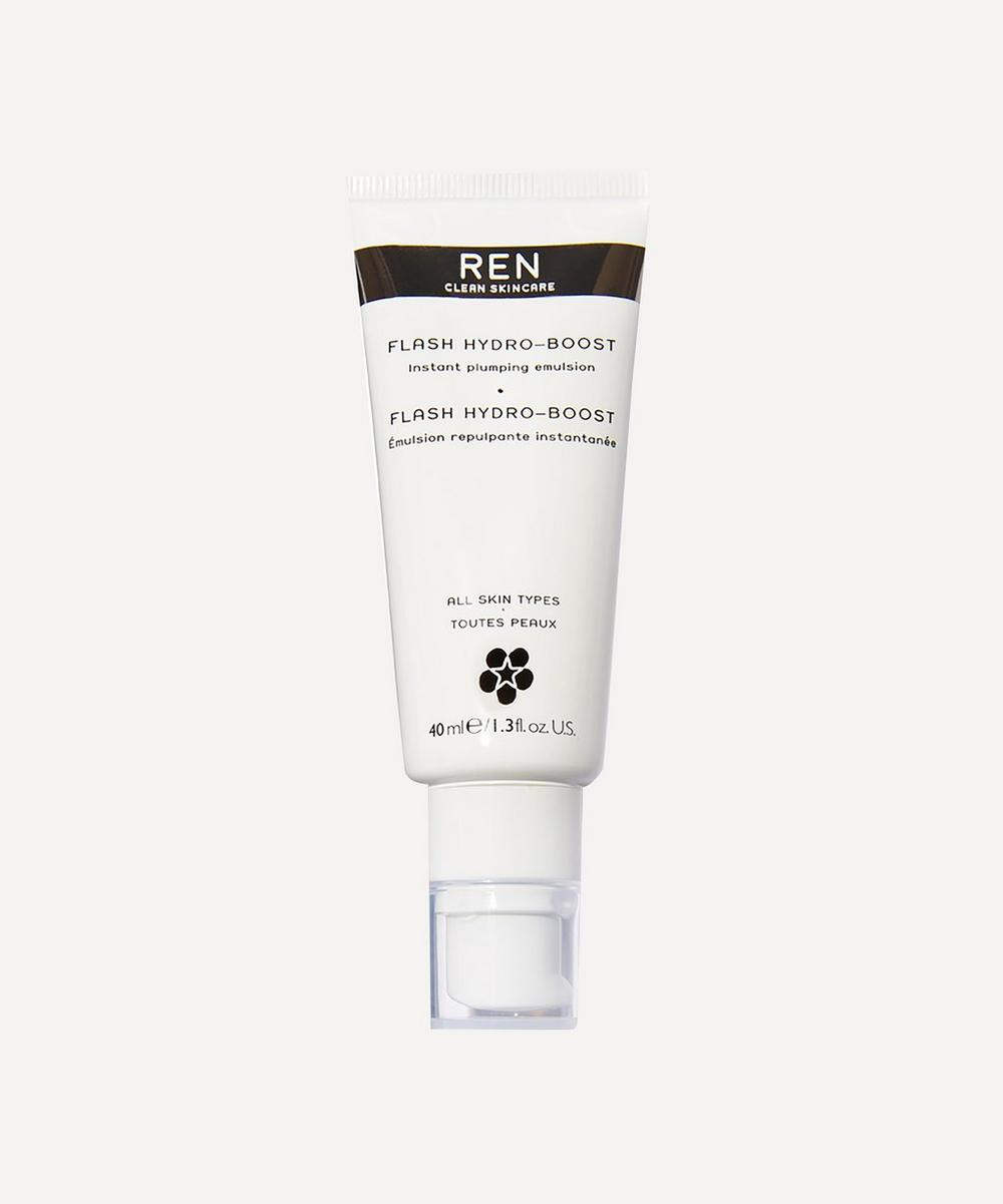 REN FLASH HYDRO-BOOST INSTANT PLUMPING EMULSION 65G