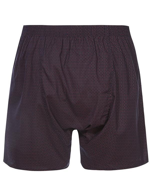 Diamond Print Classic Boxer Shorts