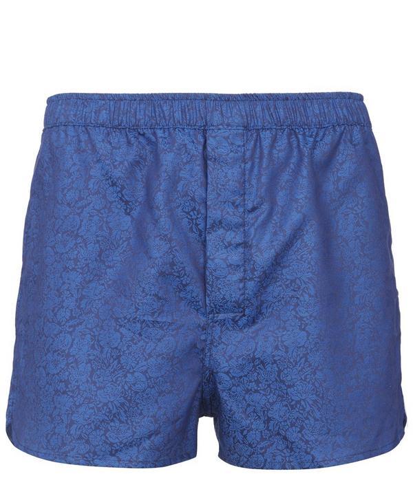 Pari Floral Jacquard Boxer Shorts
