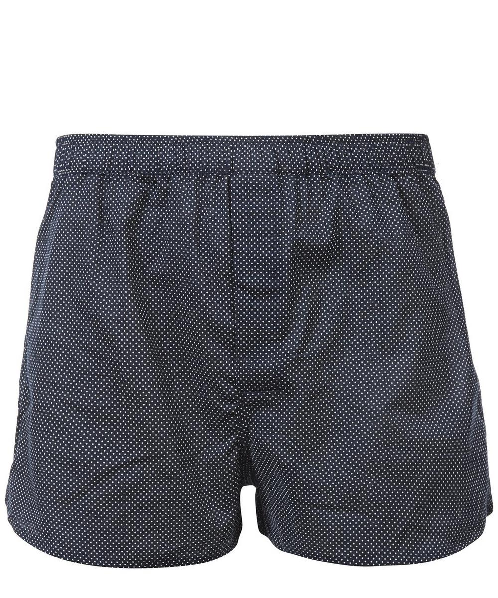 Polka Dot Plaza Boxer Short