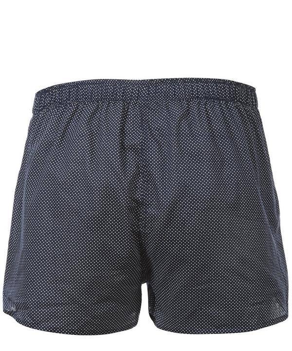 Polka Dot Plaza Boxer Short