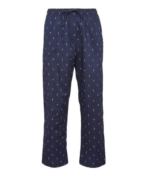 Nelson Print Lounge Trousers