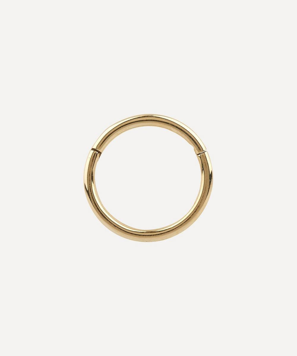 Gold Plain Ring