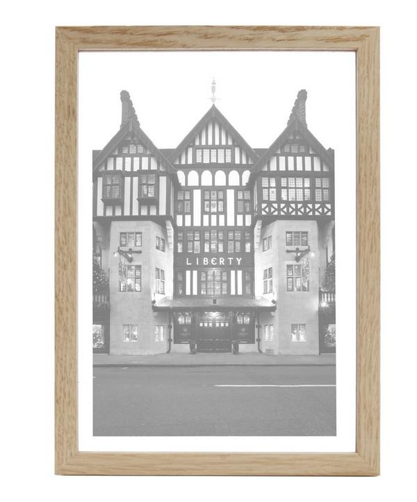A5 Oak Picture Frame